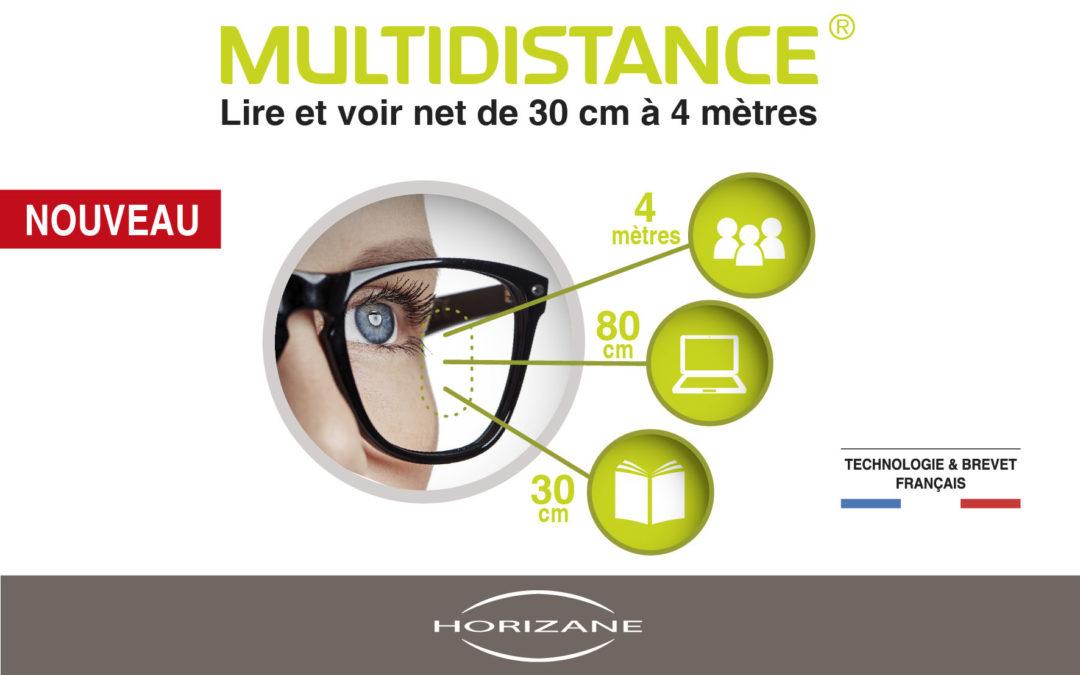 Multidistance : dernière génération de lunettes loupes